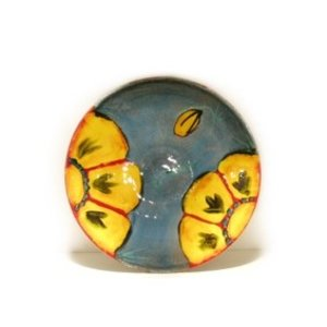 Poole Pottery Poole Wild Poppy 42cm Dish