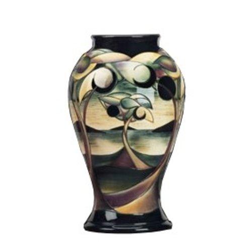 Moorcroft Pottery Western Isles Vase