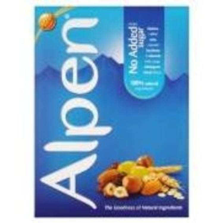 Alpen No added sugar
