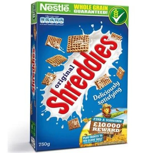 Nestle Nestle's Shreddies Cereal