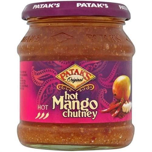Patak's Patak's Hot Mango Chutney