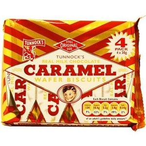 Tunnock's Tunnock's Caramel Wafers
