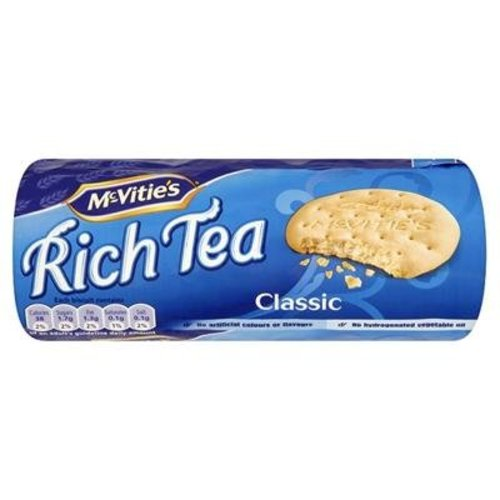 McVitie's McVities Classic Rich Tea Biscuits (300g)