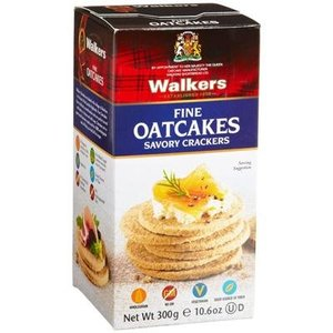 Walker's Shortbread Co. Walkers Fine Oat Crackers