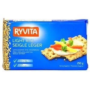 Ryvita Light Rye Crackers
