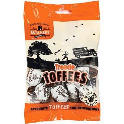 Walkers Nonsuch Walkers Nonsuch  Treacle Toffees Bag