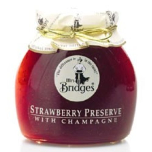 Mrs. Bridges Mrs. Bridges Strawberry Preserves with Champagne