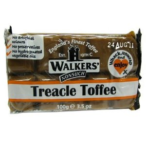 Walkers Nonsuch Walkers Treacle Toffee