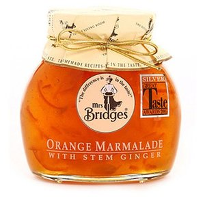 Mrs. Bridges Mrs Bridges Orange Marmalade with Stem Ginger