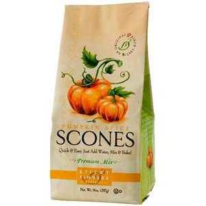 Sticky Fingers Sticky Fingers Pumpkin Spice Scone Mix