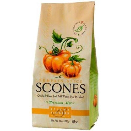Sticky Fingers Sticky Fingers Pumpkin Spice Scone Mix