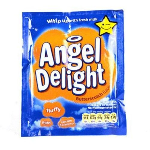 Butterscotch Angel Delight