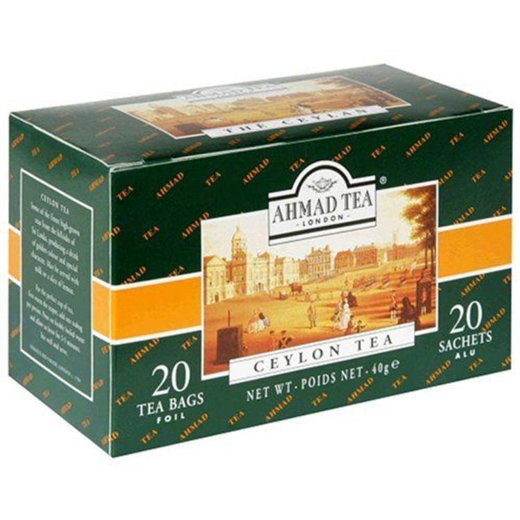 Ahmad Tea Ahmad Ceylon 20s