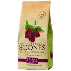 Sticky Fingers Sticky Fingers Red Raspberry Scone mix