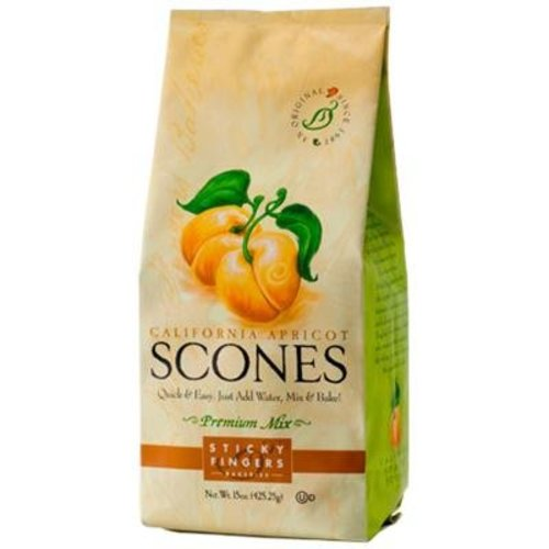 Sticky Fingers Sticky Fingers Californian Apricot Scone mix