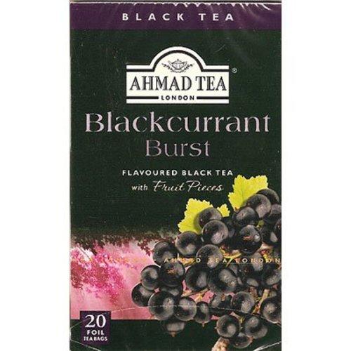 Ahmad Tea Ahmad Blackcurrant Burst 20s