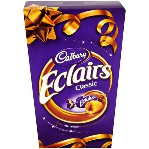 Cadbury Cadbury Eclairs Box