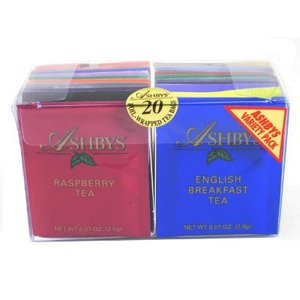 Ashbys Teas of London Ashbys Variety Tea Pack