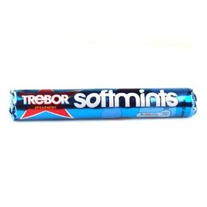 Trebor Trebor Soft Mints Spearmint