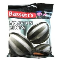 Bassetts Everton Mints Bag