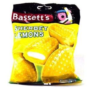 Bassett's Bassetts Sherbet Lemons Bag
