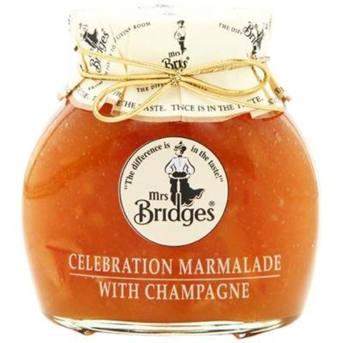 Mrs. Bridges Mrs Bridges Celebration Marmalade with Champagne