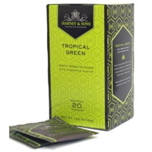 Harney & Sons Harney & Sons Premium Tropical Green 20s