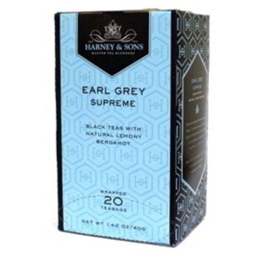 Harney & Sons Harney & Sons Premium Earl Grey Supreme 20s