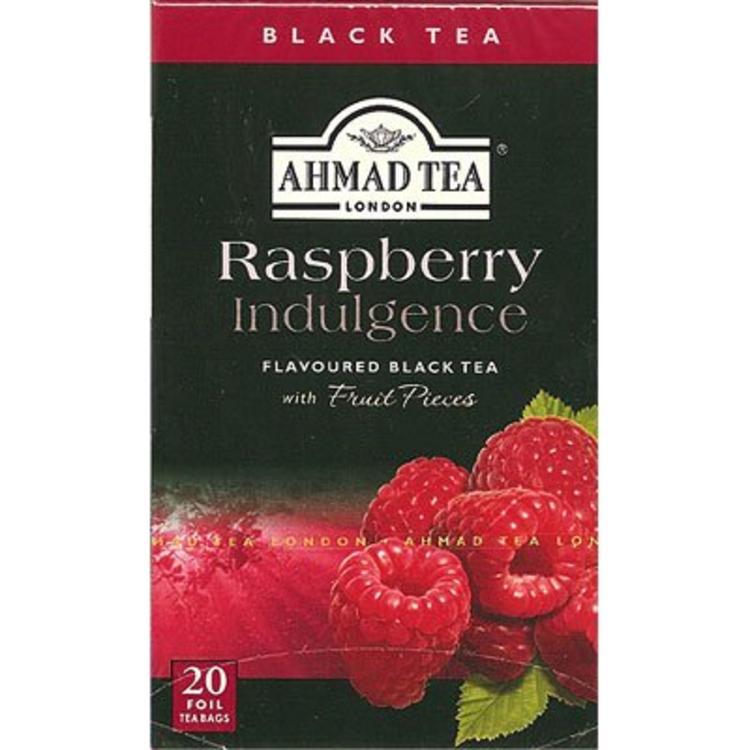 Ahmad Tea Ahmad Raspberry Indulgence 20s