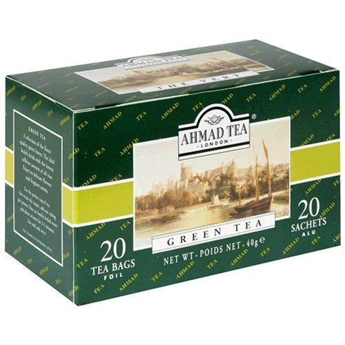 Ahmad Tea Ahmad Pure Green 20s