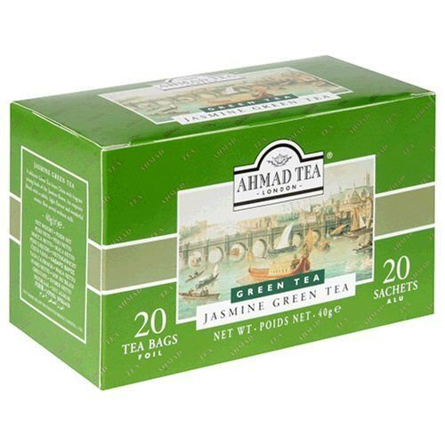 Ahmad Tea Ahmad Green Tea with Jasmine 20s