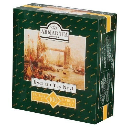 Ahmad Tea Ahmad English Tea No. 1 100s