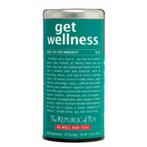 Republic of Tea Republic of Tea Get Wellness Herbal Tea