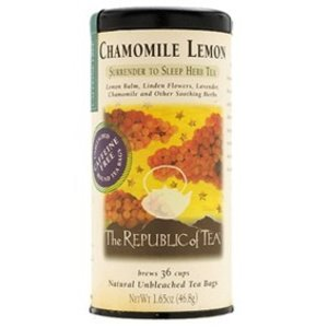 Republic of Tea Chamomile Lemon Herb Tea