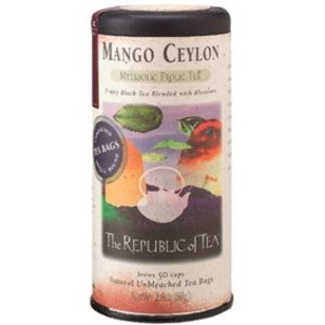 Republic of Tea Mango Ceylon