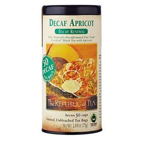 Republic of Tea Decaf Apricot Tea