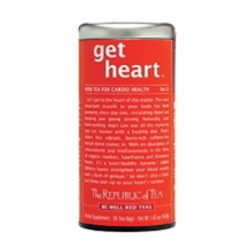 Republic of Tea Get Heart Herbal Tea