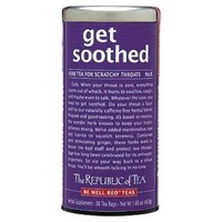 Get Soothed Herbal Tea