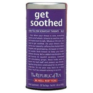 Republic of Tea Get Soothed Tea