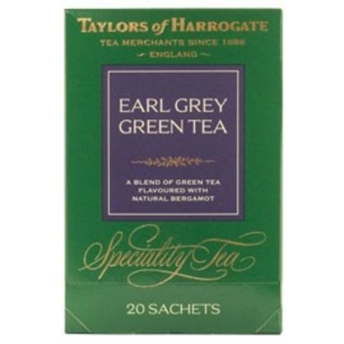 Taylors of Harrogate Taylors of Harrogate Green Earl Grey 20s