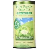 Decaf The People's Green Tea