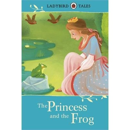 Ladybird The Princess and The Frog- Ladybird Tales