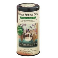 Decaf Vanilla Almond Tea