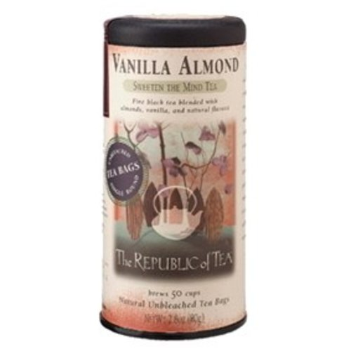Republic of Tea Republic of Tea Vanilla Almond Black Tea