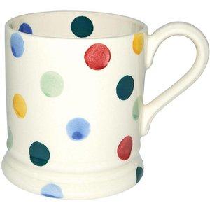 Emma Bridgewater Bridgewater 1/2 Pint Mug - Polka Dot