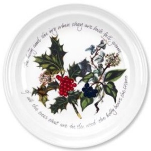 Portmeirion Holly & Ivy Salad plate
