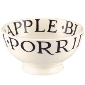 Emma Bridgewater Black Toast French Bowl