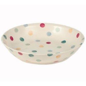 Emma Bridgewater Bridgewater Polka Dot Small Pasta Bowl