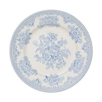 Asiatic Pheasants Blue 9 in. Plate