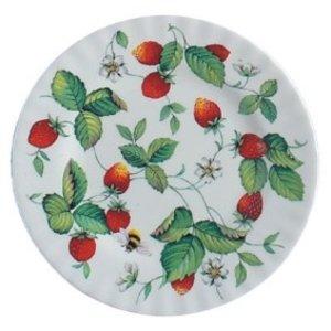 Roy Kirkham Alpine Strawberry Tea plate